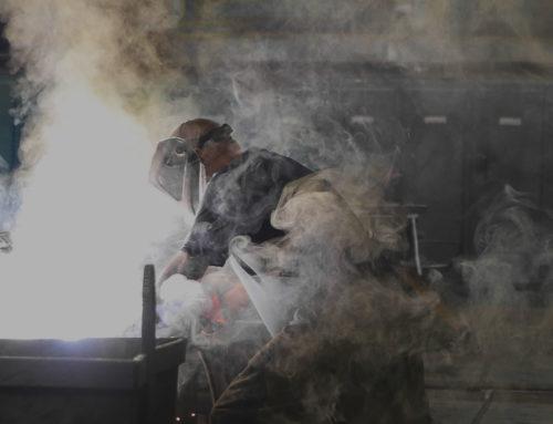 Exposição a Fumos de Soldadura