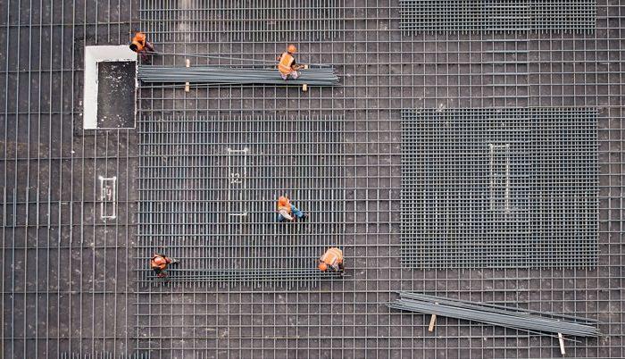 segurança em obra
