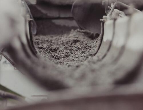 Áreas de Lavagem de Autobetoneiras em Obra